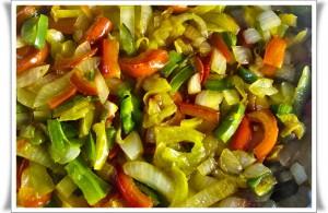 A las verduras aun les falta un poco.
